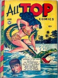 Cover Thumbnail for All Top Comics (Fox, 1946 series) #9