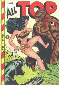 Cover Thumbnail for All Top Comics (Fox, 1946 series) #15