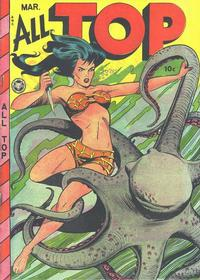 Cover Thumbnail for All Top Comics (Fox, 1946 series) #16
