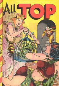 Cover Thumbnail for All Top Comics (Fox, 1946 series) #18