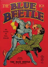 Cover Thumbnail for Blue Beetle (Fox, 1940 series) #1