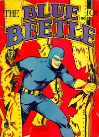 Cover Thumbnail for Blue Beetle (Fox, 1940 series) #5