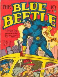 Cover Thumbnail for Blue Beetle (Fox, 1940 series) #3