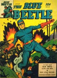 Cover Thumbnail for Blue Beetle (Fox, 1940 series) #31