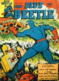 Cover Thumbnail for Blue Beetle (Fox, 1940 series) #33