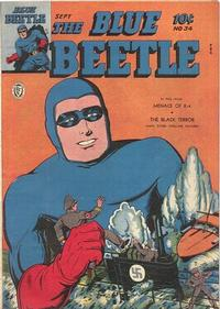 Cover Thumbnail for Blue Beetle (Fox, 1940 series) #34