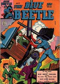 Cover Thumbnail for Blue Beetle (Fox, 1940 series) #35