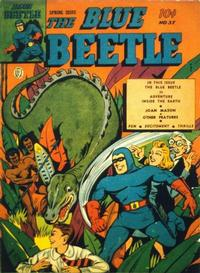 Cover Thumbnail for Blue Beetle (Fox, 1940 series) #37