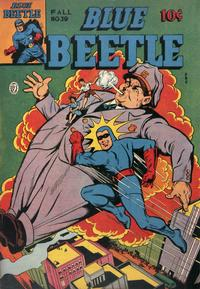 Cover Thumbnail for Blue Beetle (Fox, 1940 series) #39