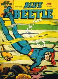 Cover Thumbnail for Blue Beetle (Fox, 1940 series) #40