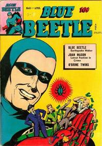 Cover Thumbnail for Blue Beetle (Fox, 1940 series) #41