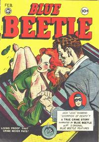 Cover Thumbnail for Blue Beetle (Fox, 1940 series) #53