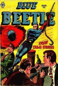 Cover Thumbnail for Blue Beetle (Fox, 1940 series) #60