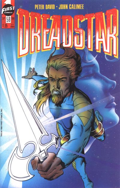 Cover for Dreadstar (First, 1986 series) #58