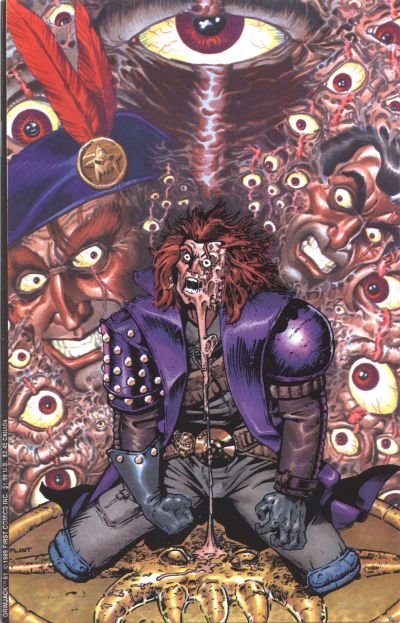 Cover for Grimjack (First, 1984 series) #61