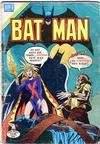 Cover for Batman (Editorial Novaro, 1954 series) #985