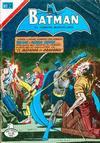 Cover for Batman (Editorial Novaro, 1954 series) #997