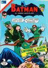 Cover for Batman (Editorial Novaro, 1954 series) #1010