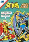 Cover for Batman (Editorial Novaro, 1954 series) #1015