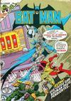 Cover for Batman (Editorial Novaro, 1954 series) #1027