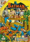 Cover for Batman (Editorial Novaro, 1954 series) #1030
