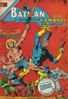 Cover for Batman (Editorial Novaro, 1954 series) #1034