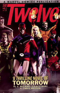 Cover Thumbnail for The Twelve (Marvel, 2008 series) #1