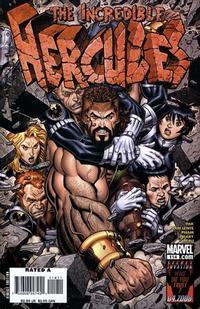Cover Thumbnail for Incredible Hercules (Marvel, 2008 series) #114