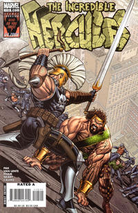 Cover Thumbnail for Incredible Hercules (Marvel, 2008 series) #115