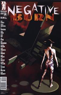 Cover Thumbnail for Negative Burn (Desperado Publishing, 2007 series) #14