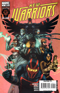 Cover Thumbnail for New Warriors (Marvel, 2007 series) #9
