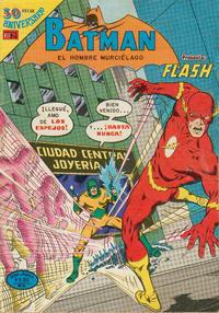Cover Thumbnail for Batman (Editorial Novaro, 1954 series) #1052