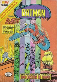 Cover Thumbnail for Batman (Editorial Novaro, 1954 series) #1238