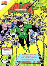 Cover Thumbnail for Batman (Editorial Novaro, 1954 series) #1301