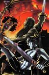 Cover for Ezra (Arcana, 2004 series) #4