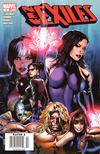 Cover Thumbnail for New Exiles (2008 series) #1 [Newsstand]