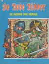 Cover for De Rode Ridder (Standaard Uitgeverij, 1959 series) #12 [zwartwit] - De hoorn van Horak