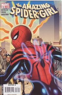 Cover Thumbnail for Amazing Spider-Girl (Marvel, 2006 series) #16