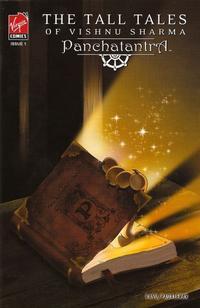Cover Thumbnail for The Tall Tales of Vishnu Sharma: Panchatantra (Virgin, 2007 series) #1