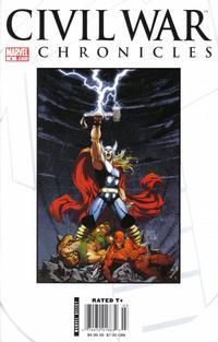 Cover Thumbnail for Civil War Chronicles (Marvel, 2007 series) #6