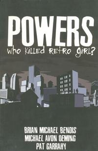 Cover Thumbnail for Powers (Image, 2000 series) #1 - Who Killed Retro Girl?