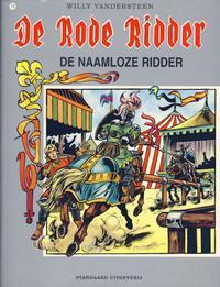 Cover Thumbnail for De Rode Ridder (Standaard Uitgeverij, 1959 series) #175 - De naamloze ridder