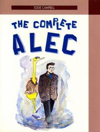 Cover for The Complete Alec (Eclipse, 1990 series)