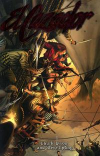 Cover Thumbnail for El Cazador (Hyperion, 2007 series)