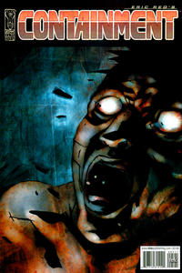 Cover Thumbnail for Containment (IDW, 2005 series) #5