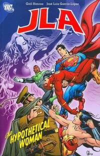 Cover Thumbnail for JLA: The Hypothetical Woman (DC, 2008 series)
