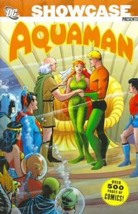 Cover Thumbnail for Showcase Presents Aquaman (DC, 2007 series) #2