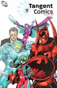 Cover Thumbnail for Tangent Comics (DC, 2007 series) #2