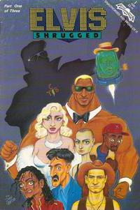 Cover Thumbnail for Elvis Shrugged (Revolutionary, 1991 series) #1