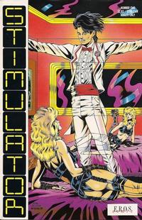 Cover Thumbnail for Stimulator (Fantagraphics, 1991 series) #1